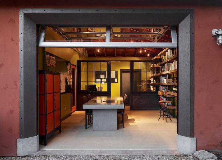 Unique Garage Designs Elizabeth Erin